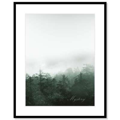 Wandbild Mystery 40x50cm