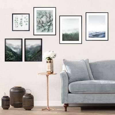 Wandbild Infinity 40x50cm
