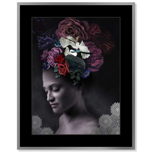 Poster in lijst Ethereal  I 40x50cm