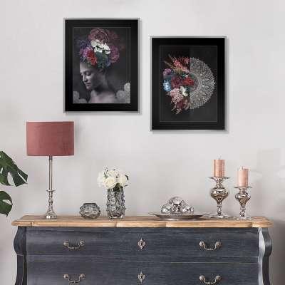 Wandbild Ethereal II 40x50cm