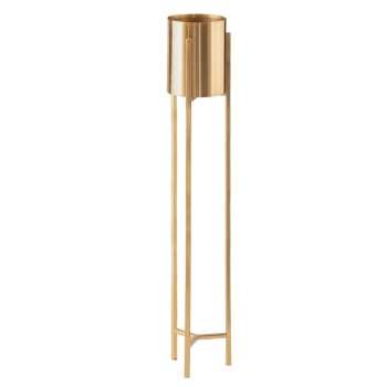 Kwietnik Maddie gold wys. 120,5cm