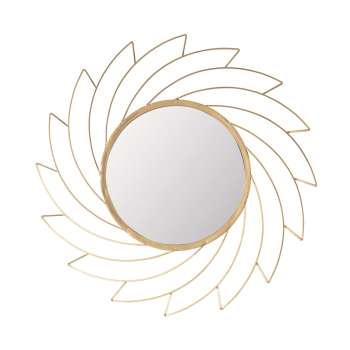 Zrcadlo  Sunny Ring 90cm
