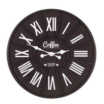 Zegar Coffee Shop 70cm