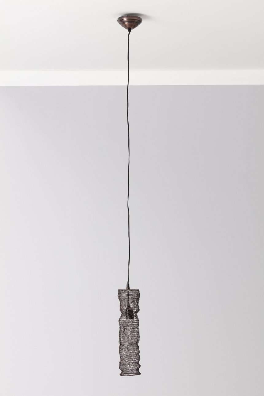 Lampa Wire Loft brown 43,5cm