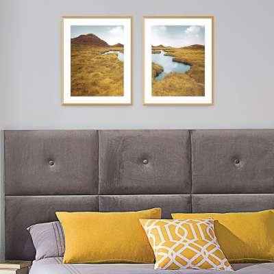 Obraz Grassy Field I 40x50cm Obrazy - Dekoria.sk