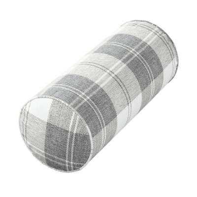 Pokrowiec na wałek Ektorp 115-79 krata szaro-biała Kolekcja Edinburgh