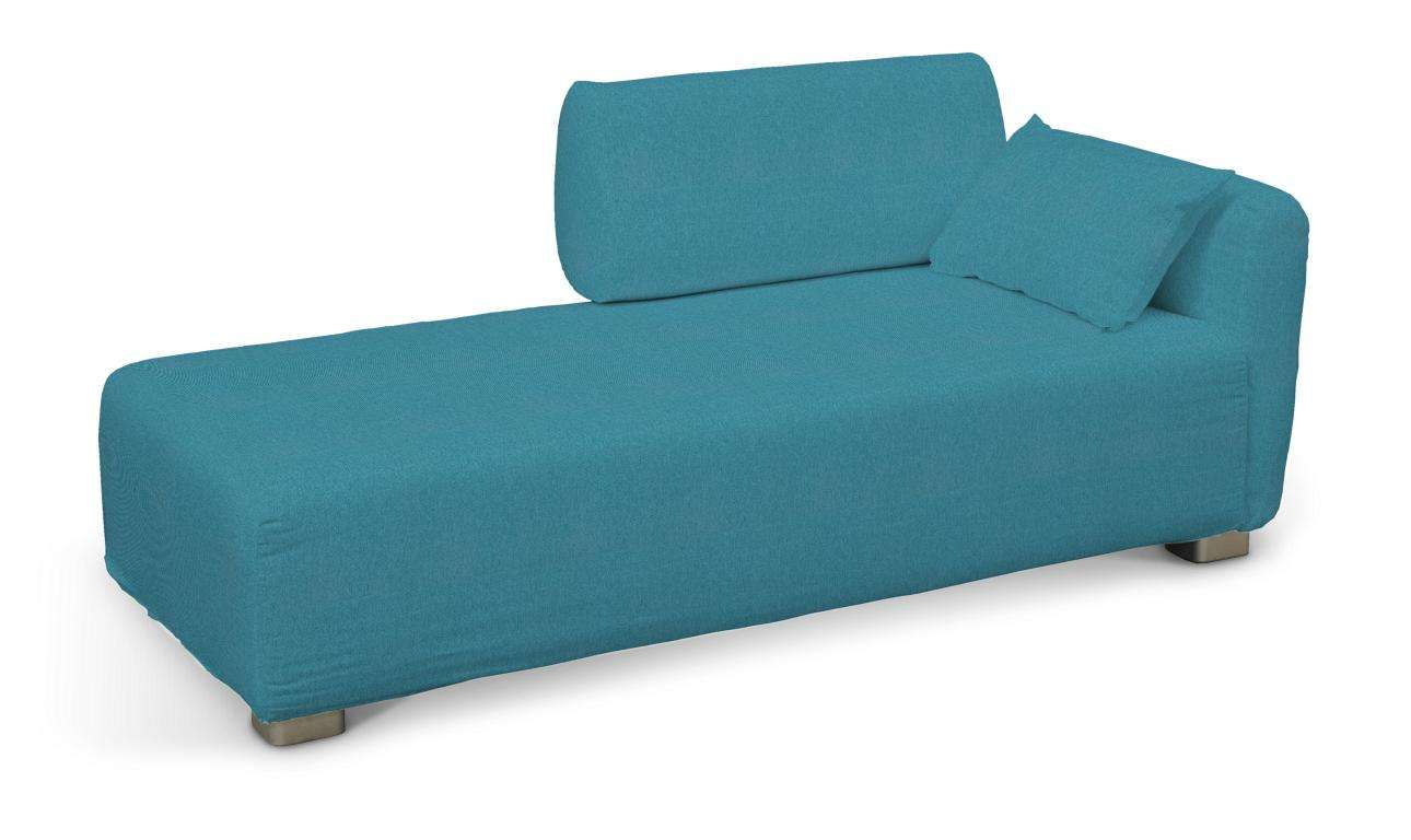 Mysinge chaise longue cover in collection Etna, fabric: 705-16