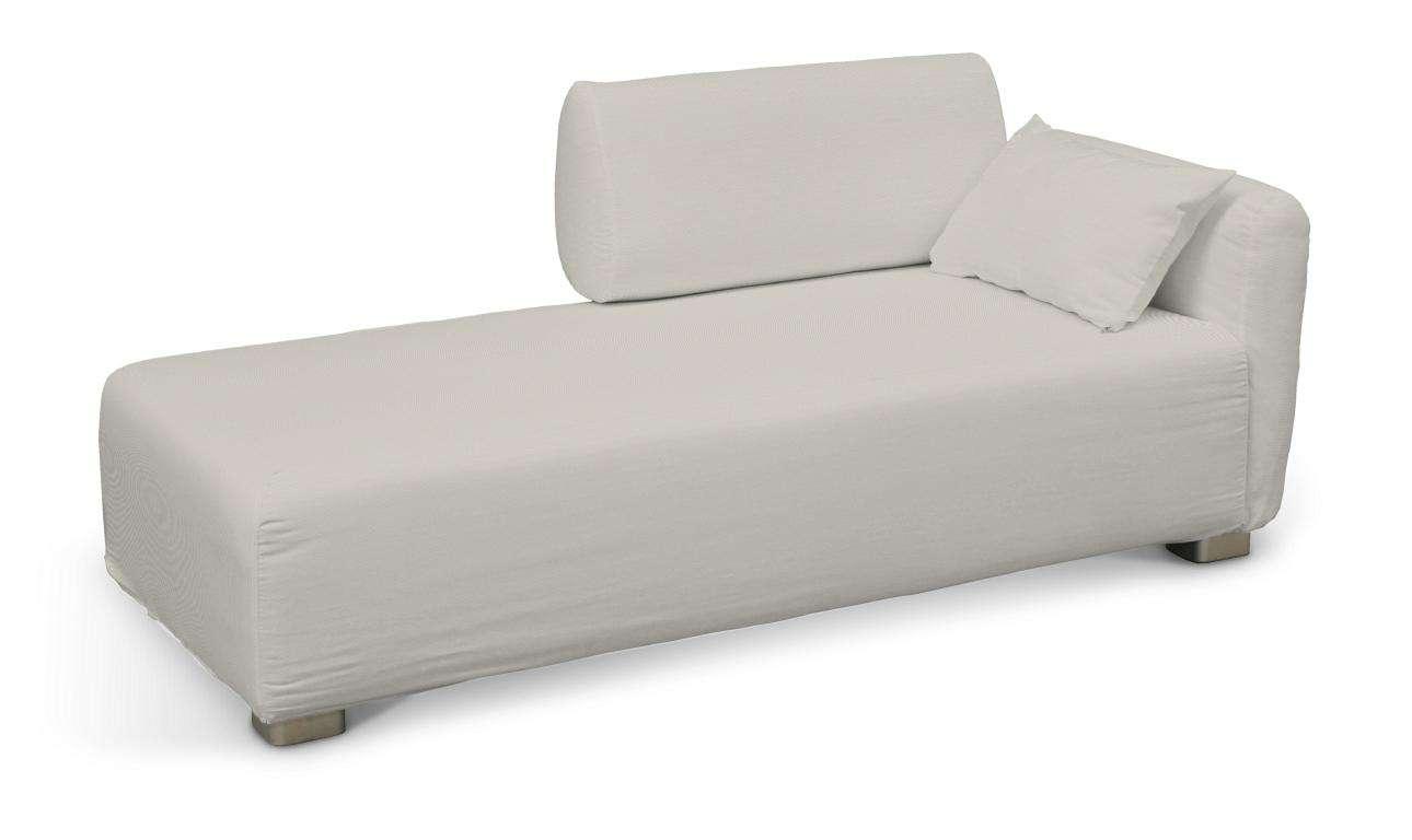 Bezug für Mysinge Recamiere Sofa von der Kollektion Cotton Panama, Stoff: 702-31