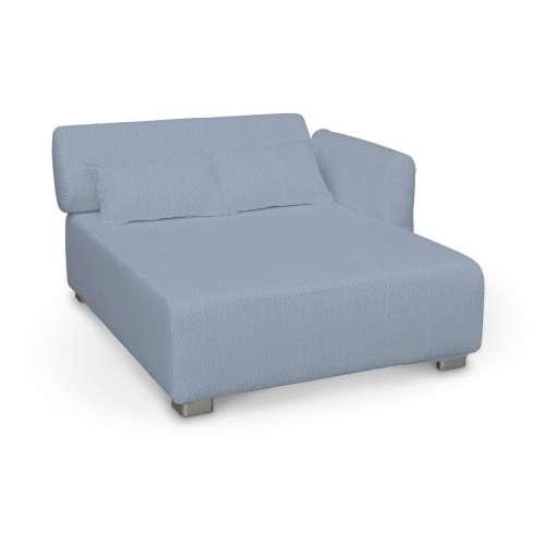 Mysinge Sesselbezug, silber- blau, Sessel Mysinge, Chenille