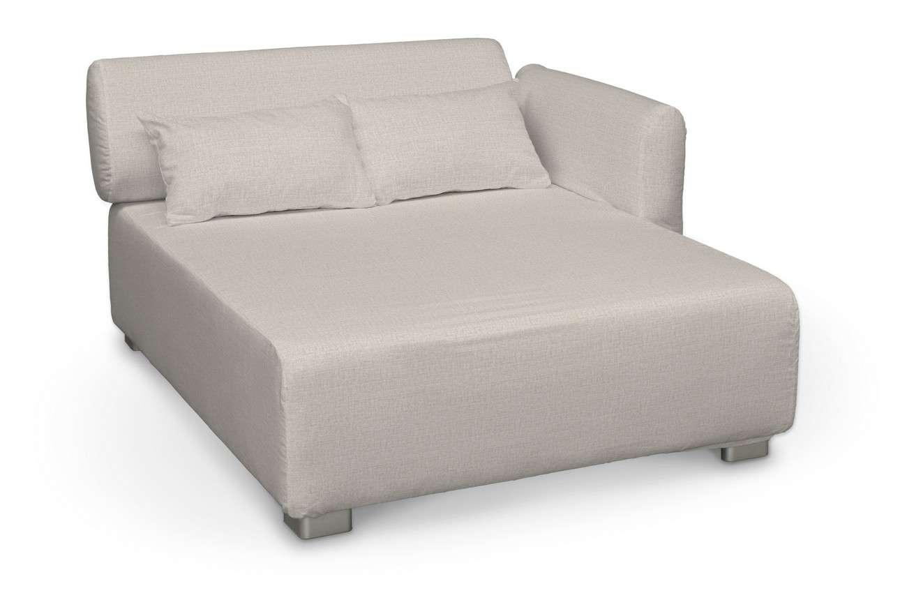 Pokrowiec na fotel Mysinge w kolekcji Living, tkanina: 161-00