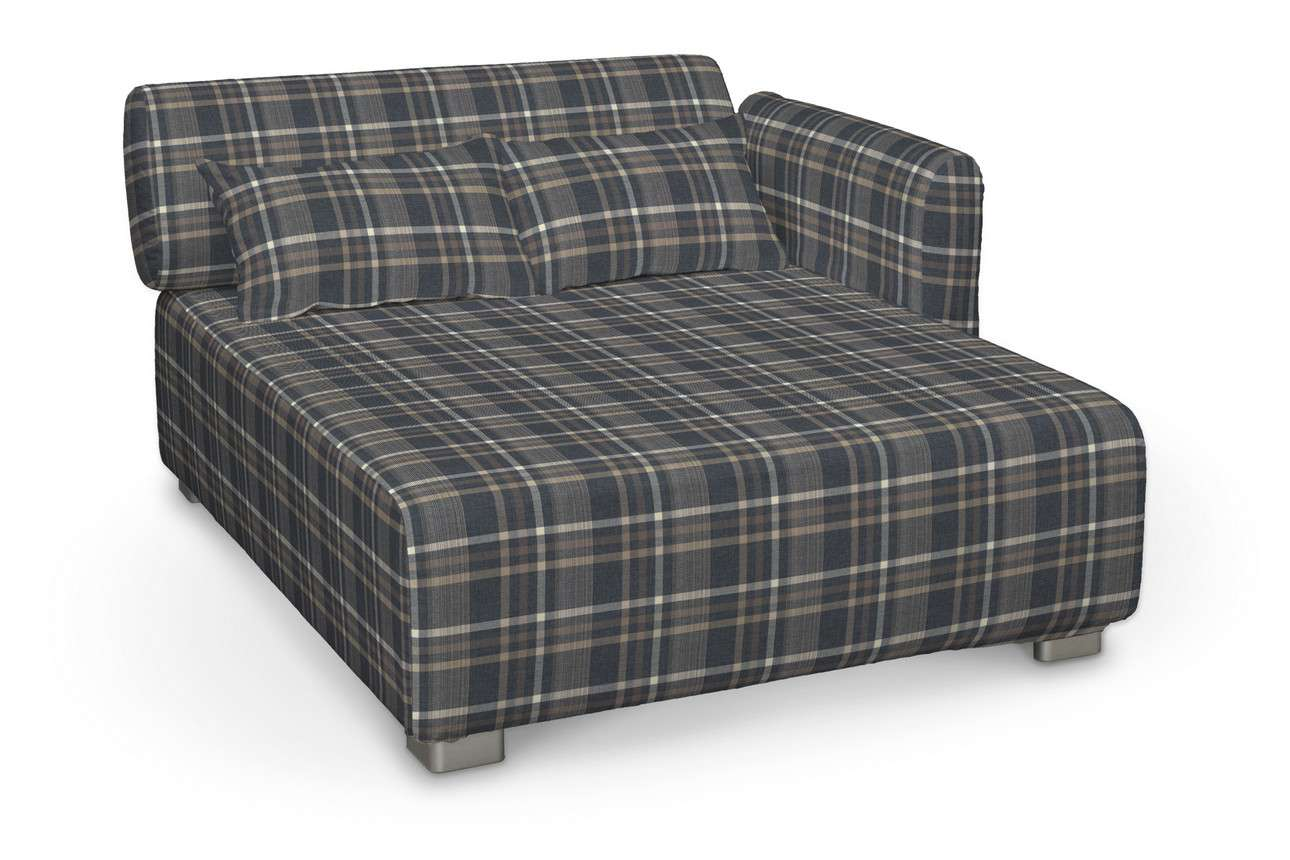 Pokrowiec na fotel Mysinge w kolekcji Edinburgh, tkanina: 703-16