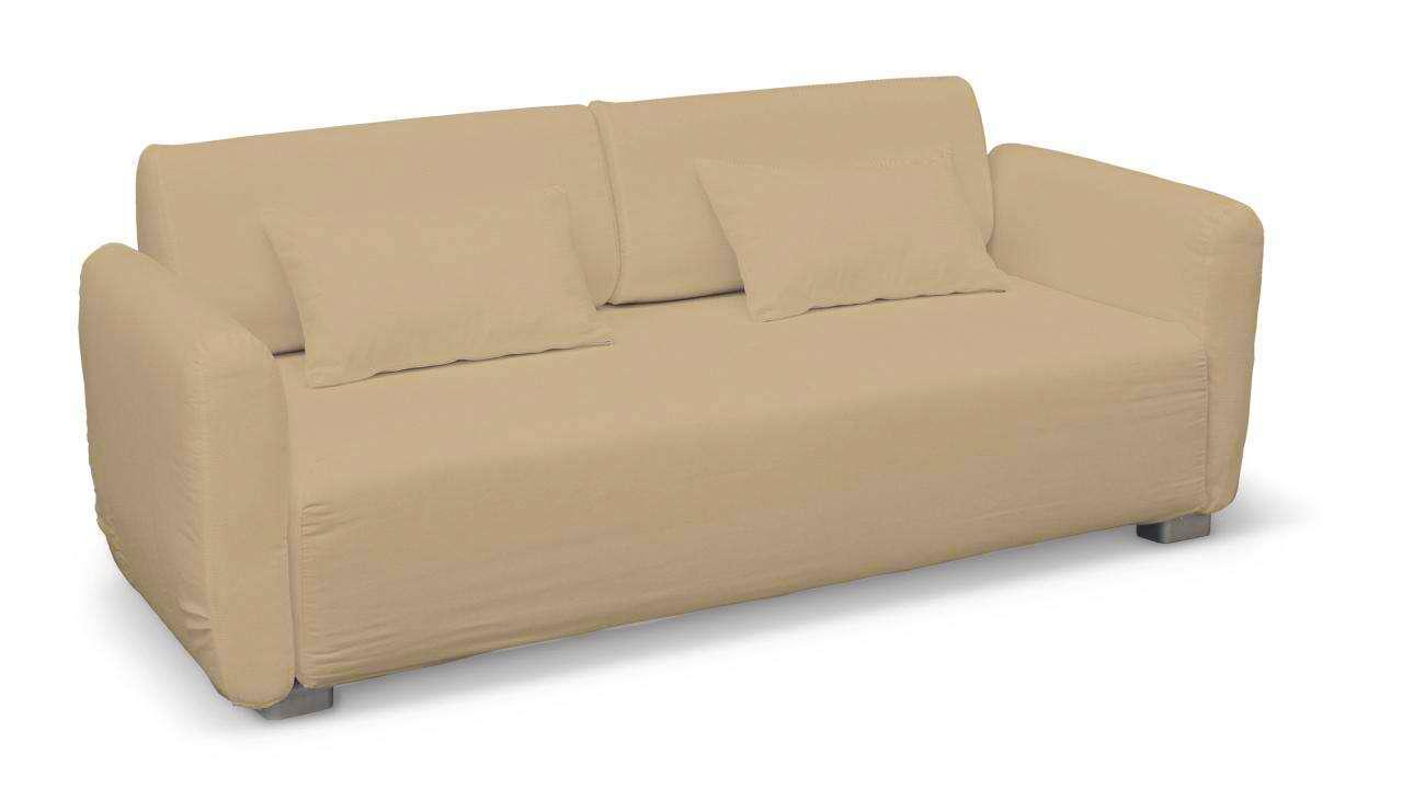 Mysinge 2-Sitzer Sofabezug Sofabezug  Mysinge 2-Sitzer von der Kollektion Cotton Panama, Stoff: 702-01