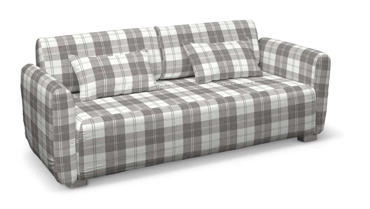 Mysinge 2 Seater Sofa Cover Grey Amp White Tartan 115 79