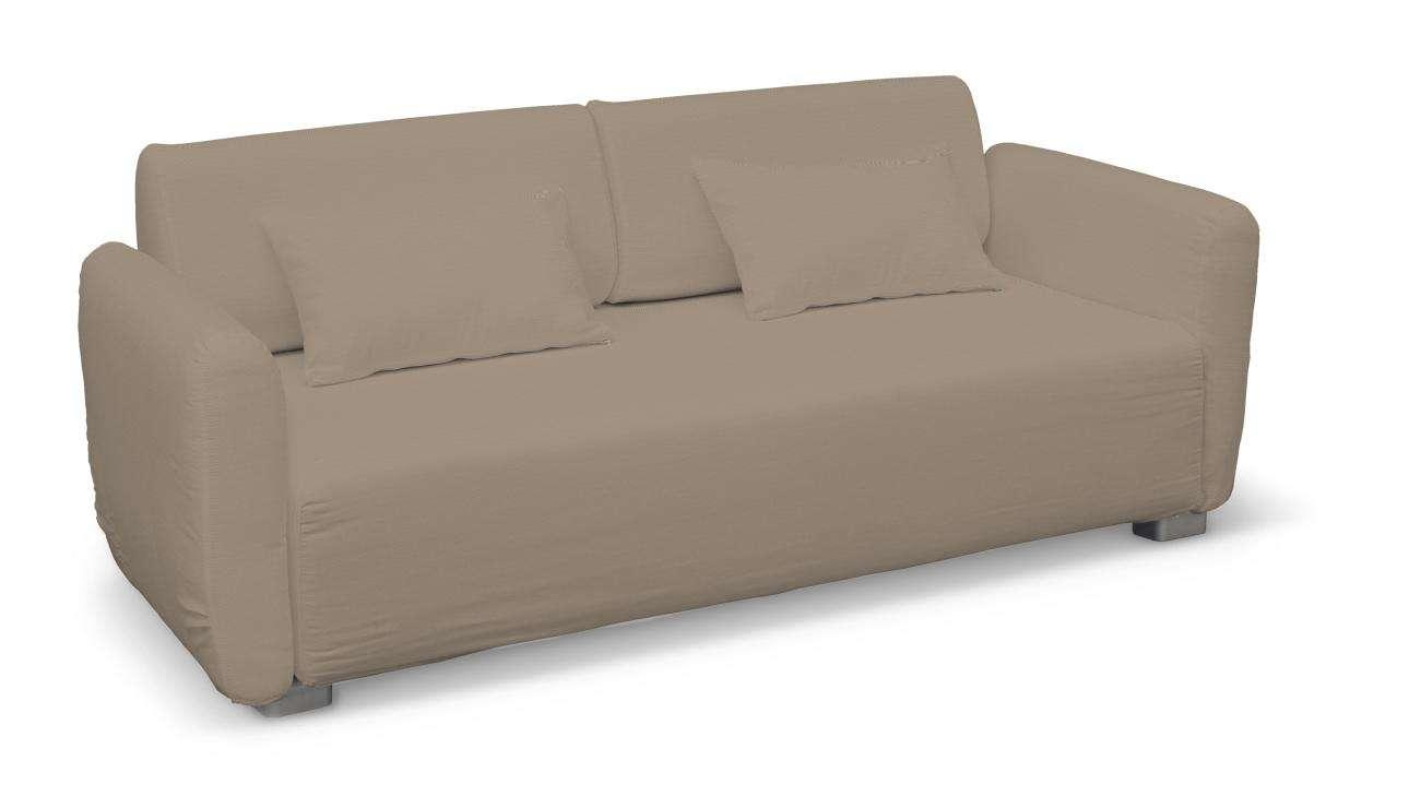 Pokrowiec na sofę 2-osobową Mysinge w kolekcji Cotton Panama, tkanina: 702-28