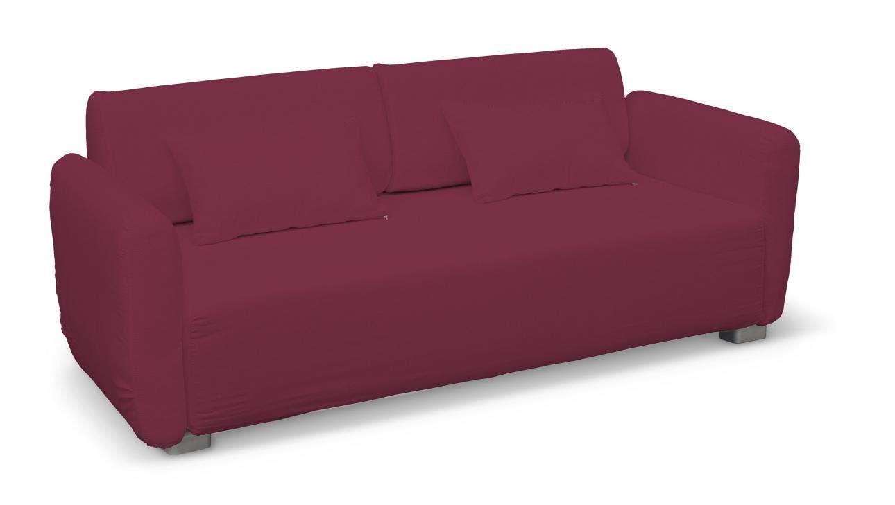 Pokrowiec na sofę 2-osobową Mysinge w kolekcji Cotton Panama, tkanina: 702-32