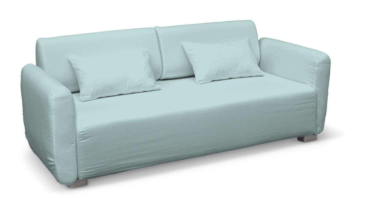 Mysinge 2 Seater Sofa Cover Pastel Blue Dekoria