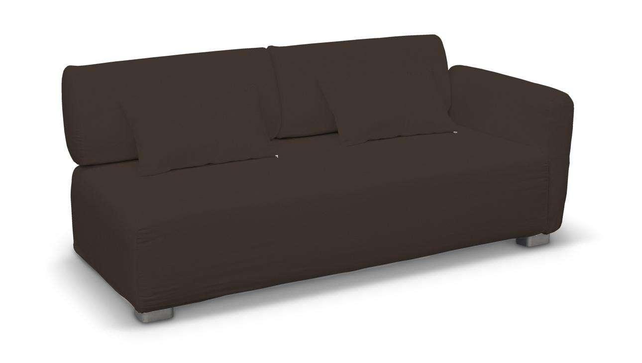 Pokrowiec na sofę 2-osobową jeden podłokietnik Mysinge sofa Mysinge 2-os. jeden podłokietnik w kolekcji Cotton Panama, tkanina: 702-03