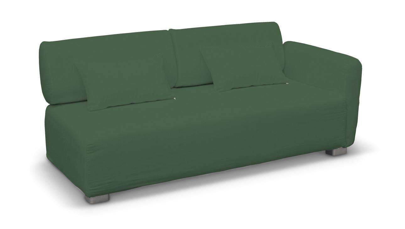 Pokrowiec na sofę 2-osobową jeden podłokietnik Mysinge w kolekcji Cotton Panama, tkanina: 702-06