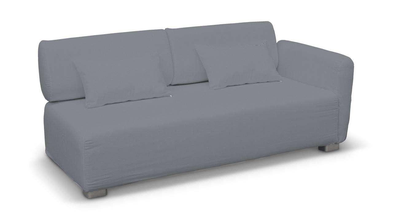 Pokrowiec na sofę 2-osobową jeden podłokietnik Mysinge sofa Mysinge 2-os. jeden podłokietnik w kolekcji Cotton Panama, tkanina: 702-07