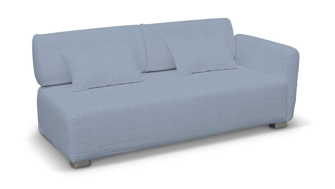 Pokrowiec na sofę 2-osobową jeden podłokietnik Mysinge sofa Mysinge 2-os. jeden podłokietnik w kolekcji Chenille, tkanina: 702-13