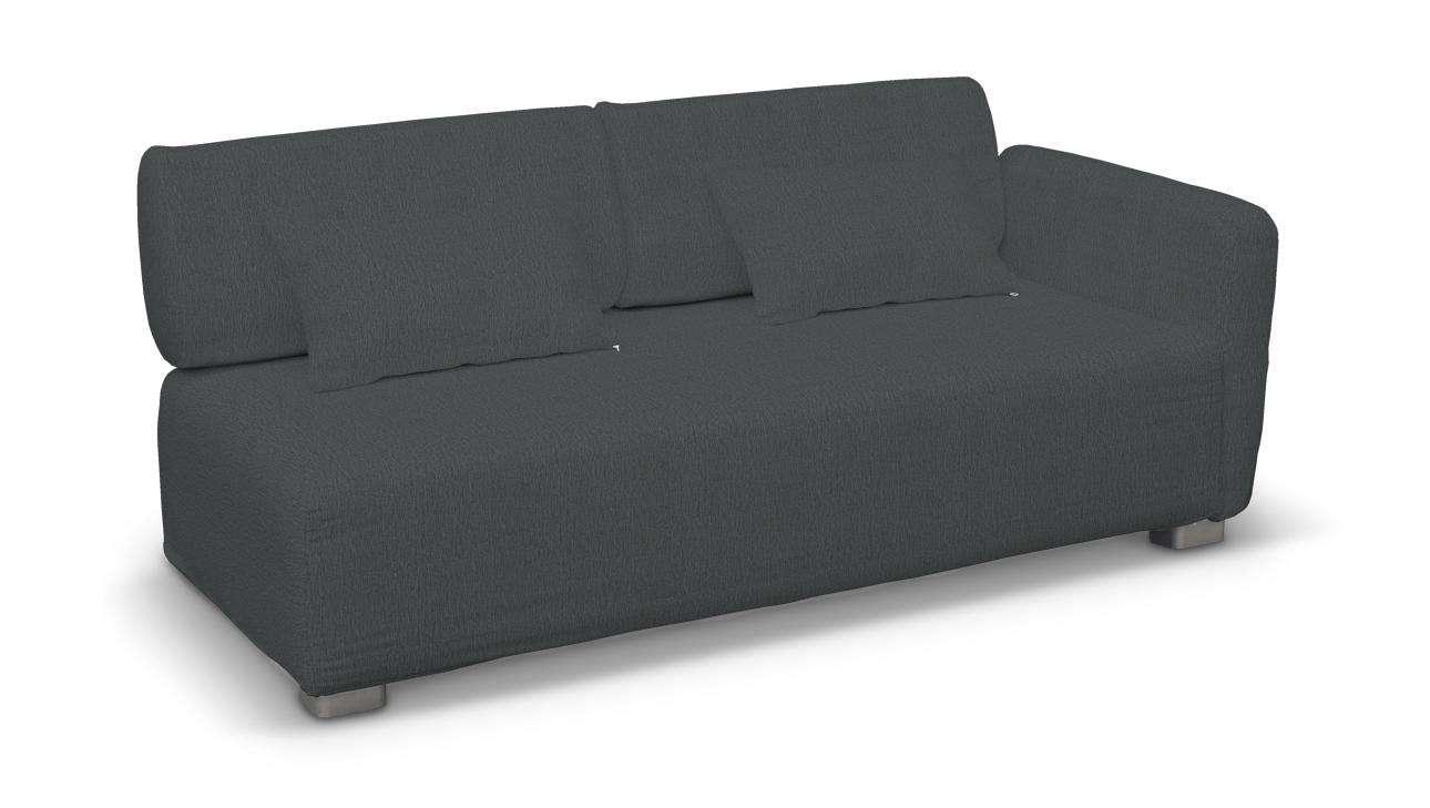 Pokrowiec na sofę 2-osobową jeden podłokietnik Mysinge sofa Mysinge 2-os. jeden podłokietnik w kolekcji Chenille, tkanina: 702-20