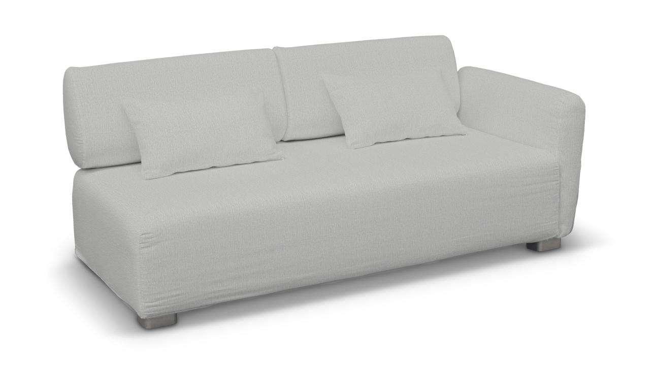 Pokrowiec na sofę 2-osobową jeden podłokietnik Mysinge w kolekcji Chenille, tkanina: 702-23
