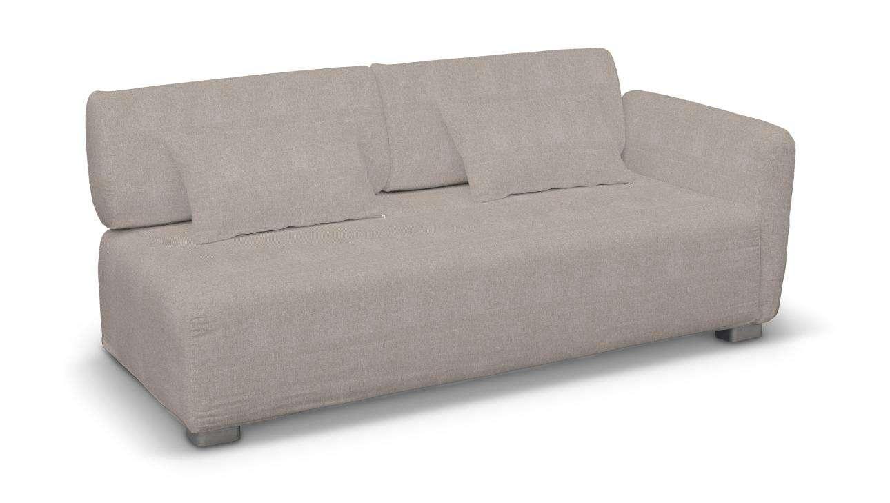 Mysinge 2-Sitzer mit 1 Armelehne Sofabezug Sofahusse Mysinge 2-Sitzer mit 1 Armlehne von der Kollektion Etna, Stoff: 705-09