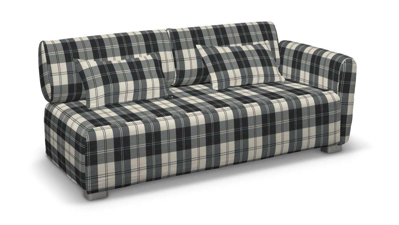 Mysinge 2-üléses 1 karfával kanapé huzat a kollekcióból Edinburgh Bútorszövet, Dekoranyag: 115-74