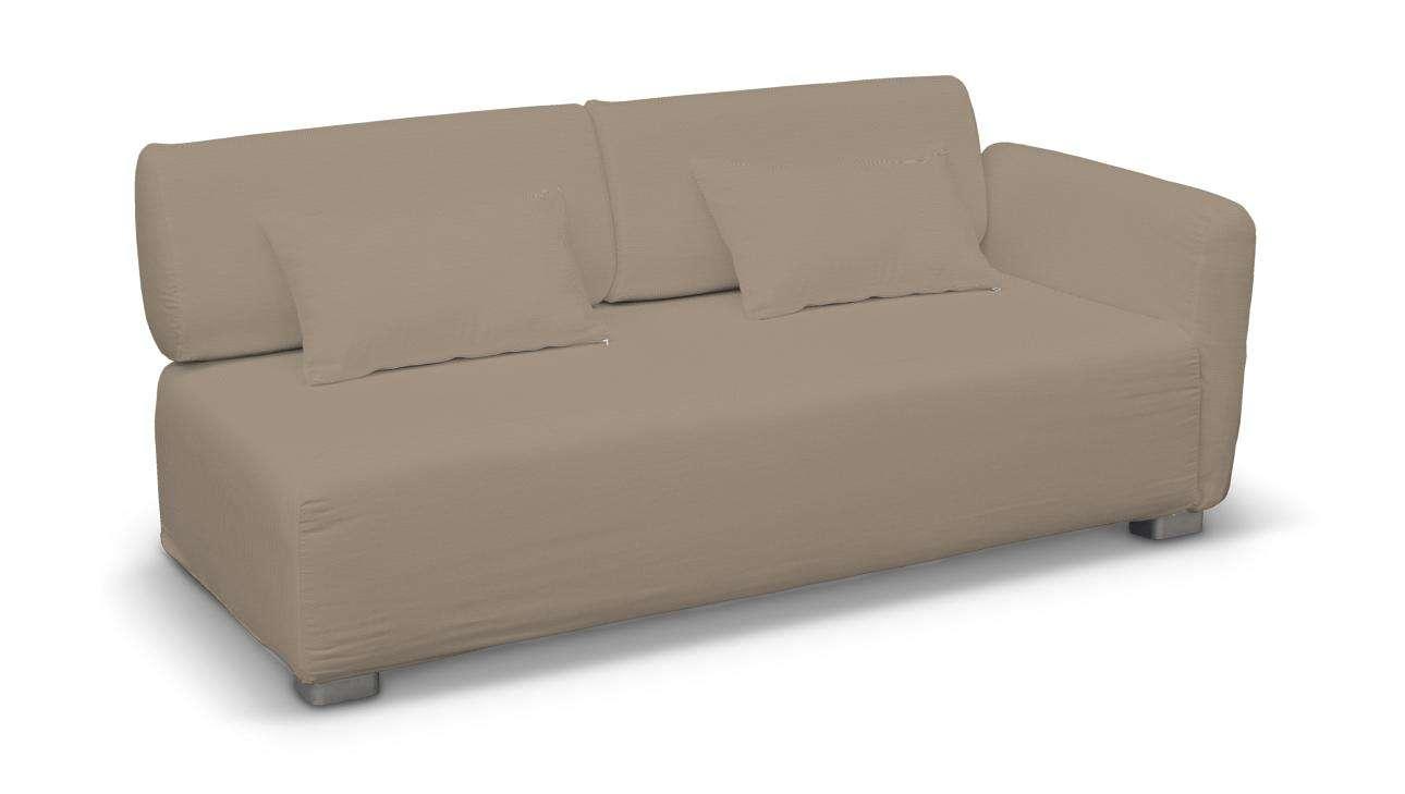 Pokrowiec na sofę 2-osobową jeden podłokietnik Mysinge sofa Mysinge 2-os. jeden podłokietnik w kolekcji Cotton Panama, tkanina: 702-28