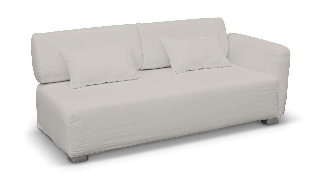 Pokrowiec na sofę 2-osobową jeden podłokietnik Mysinge sofa Mysinge 2-os. jeden podłokietnik w kolekcji Cotton Panama, tkanina: 702-31