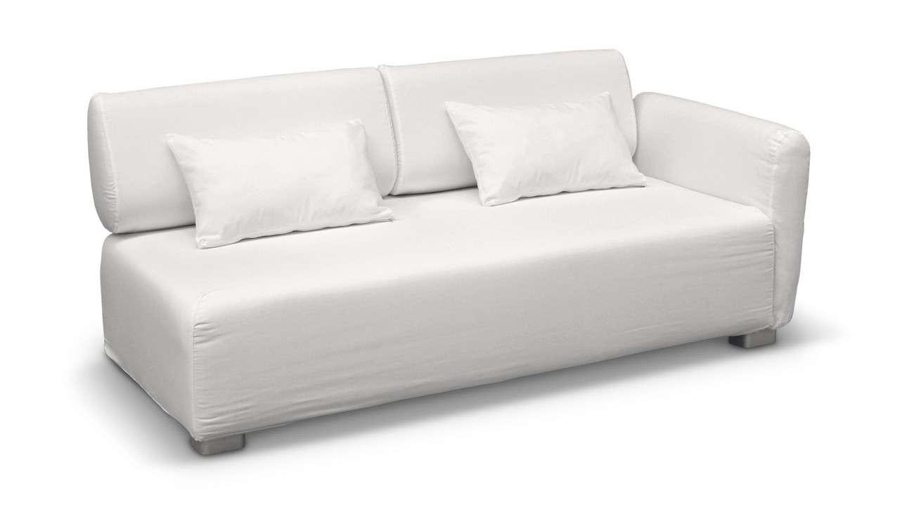Pokrowiec na sofę 2-osobową jeden podłokietnik Mysinge sofa Mysinge 2-os. jeden podłokietnik w kolekcji Cotton Panama, tkanina: 702-34