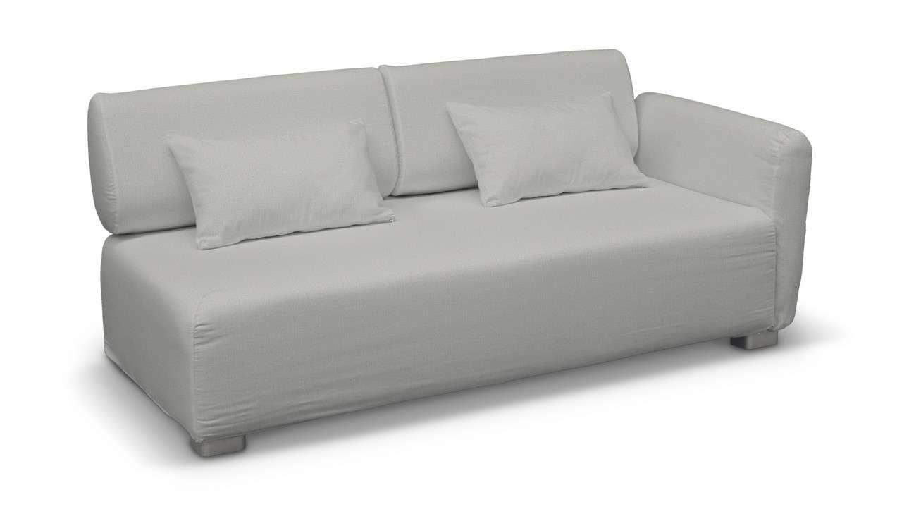 Pokrowiec na sofę 2-osobową jeden podłokietnik Mysinge w kolekcji Living, tkanina: 161-18
