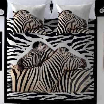 Komplet pościeli Zebras Piel 220 × 200 cm