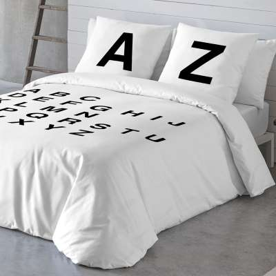 Ágynemű szett Alphabet 220 × 200 cm Ágynemű - Dekoria.hu
