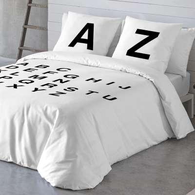 Komplet pościeli Alphabet 220 × 200 cm