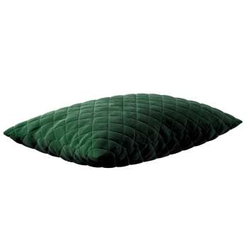 Pudebetræk quiltet velour 60 x 40 cm