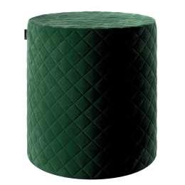 Poef Barrel gewatteerd