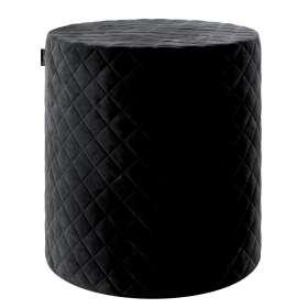 Pouf Barrel gesteppt
