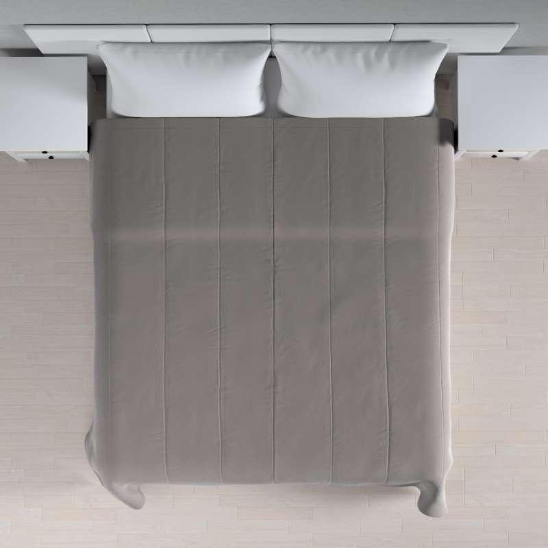 Velvet kolekcijos lovatiesės su vertikaliu dygsniavimu kolekcijoje Velvetas/Aksomas, audinys: 704-11