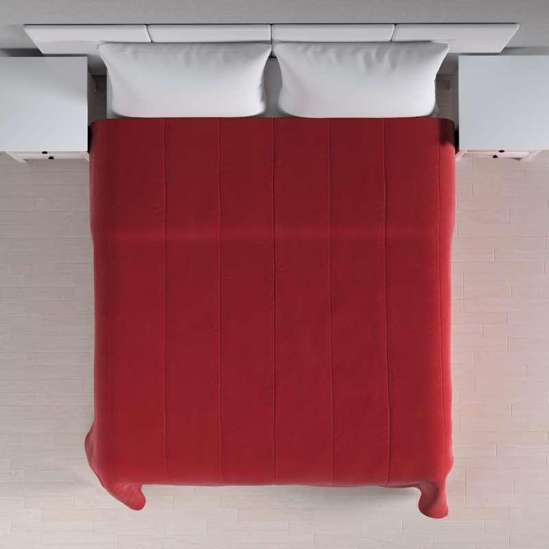 Velvet kolekcijos lovatiesės su vertikaliu dygsniavimu kolekcijoje Velvetas/Aksomas, audinys: 704-15