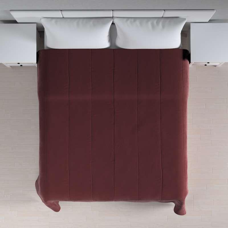 Velvet kolekcijos lovatiesės su vertikaliu dygsniavimu kolekcijoje Velvetas/Aksomas, audinys: 704-26
