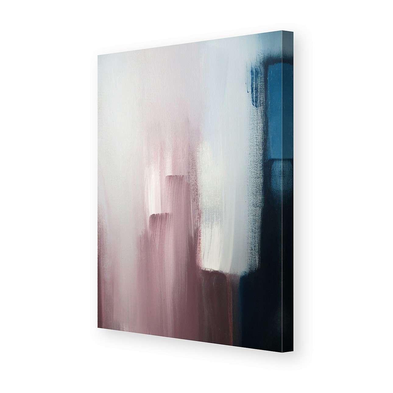 Kunstprint canvas Soft Smuge