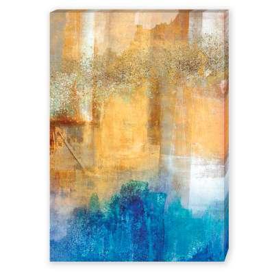 Vaizdas ant drobės Teal&Orange Paveikslai/vaizdai - Dekoria.lt