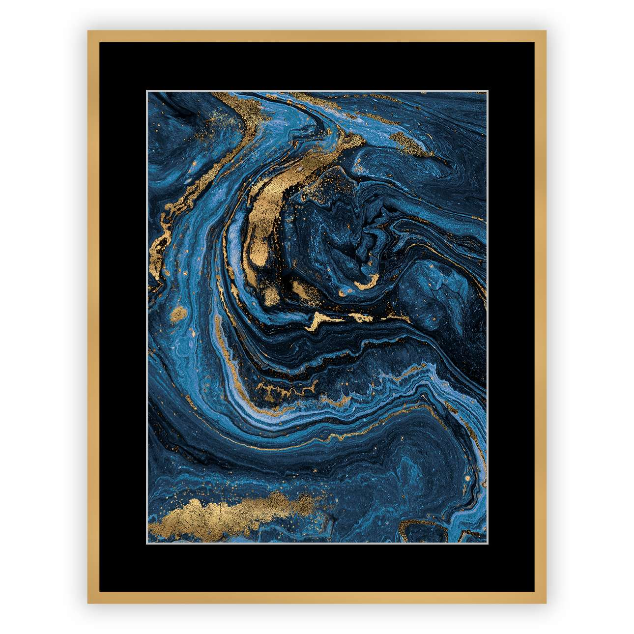 -Abstract-BlueGold-I-40-x-50cm