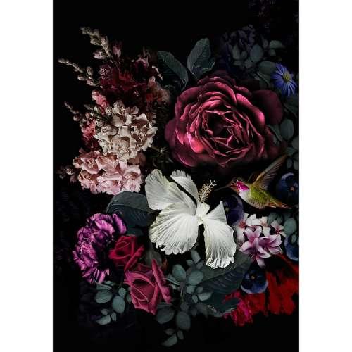 Obraz na plátně Flowers I