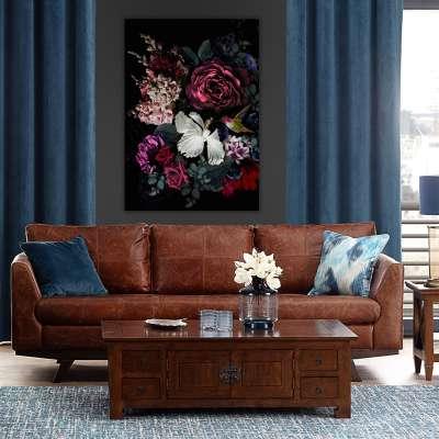 Vaizdas ant drobės Flowers I Paveikslai/vaizdai - Dekoria.lt