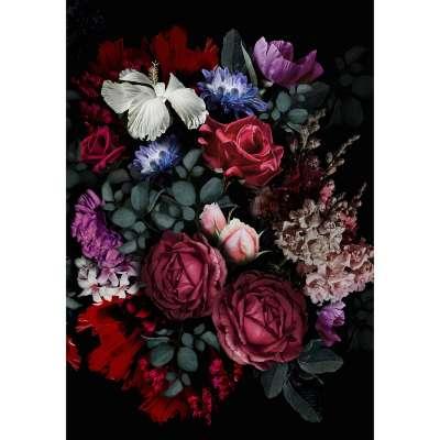 Leinwandbild Flowers II