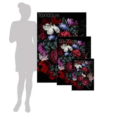 Obraz na płótnie Flowers II