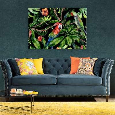 Vaizdas ant drobės Tropical Birds Paveikslai/vaizdai - Dekoria.lt