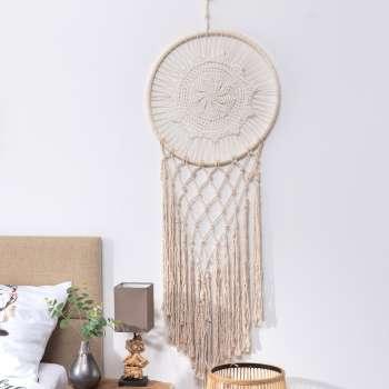 Dekoracja wisząca Dreamcatcher 170 cm